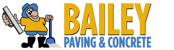 Bailey Paving and Concrete Logo